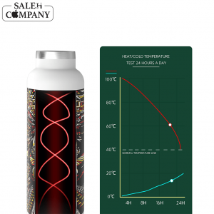 فلاسک گرین - Pattern Bottle