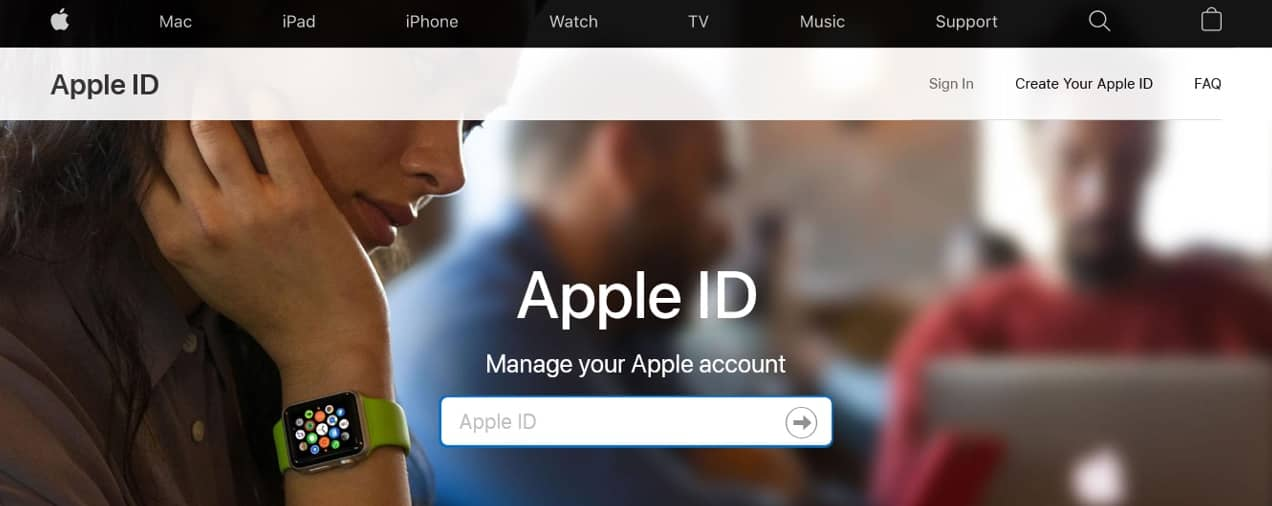 ساخت اپل آیدی رایگان از طریق سایت