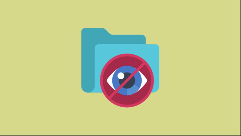 مخفی کردن عکس و فایل در آیفون