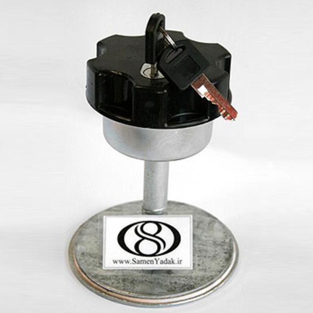 قفل ایمنی زاپاس پژو 405 -پرشیا-206SD و سمند