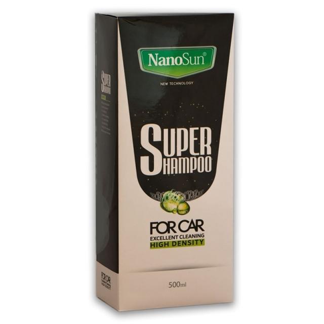 سوپر شامپو نانوسان