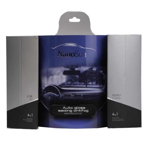 پک محافظ نانو ضد مه و بخار خودرو نانوسان