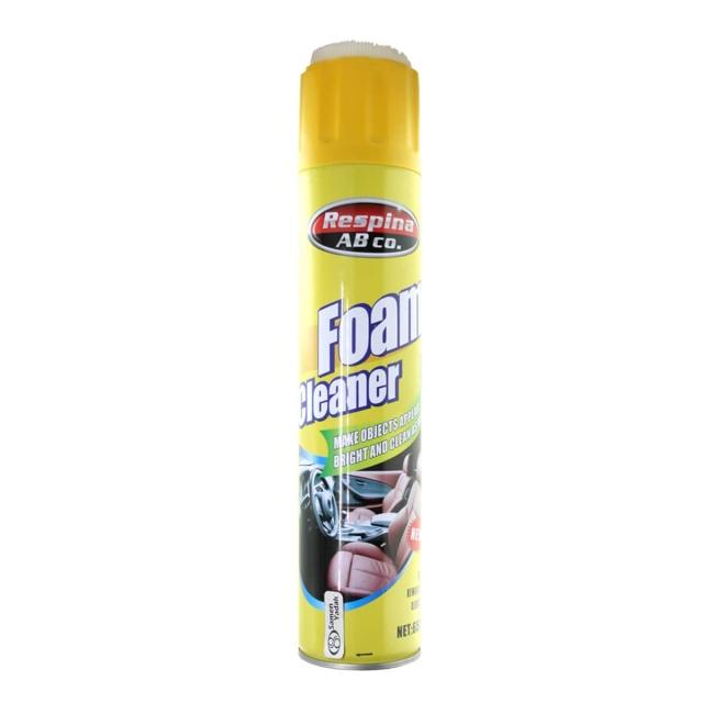 اسپری فوم تمیز کننده داخل خودرو رسپینا Raspina
