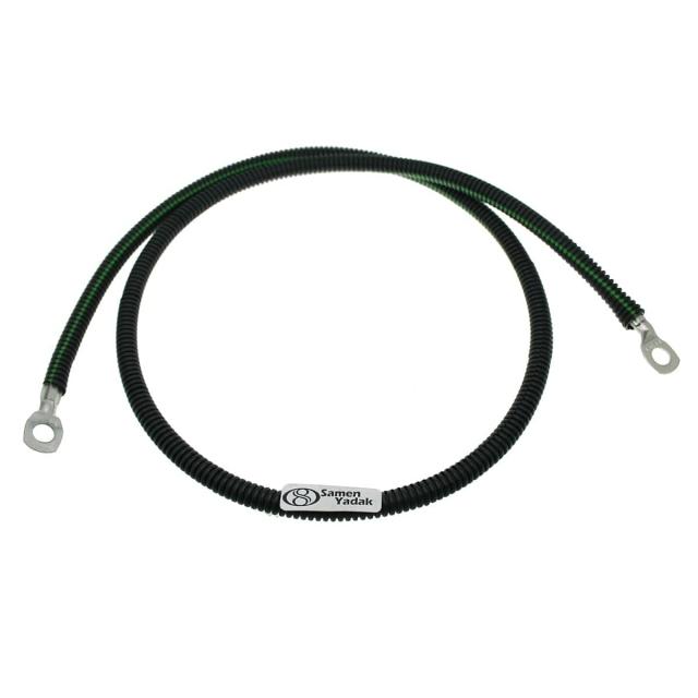کابل تقویت اتصال منفی خودرو 100 سانتی متری