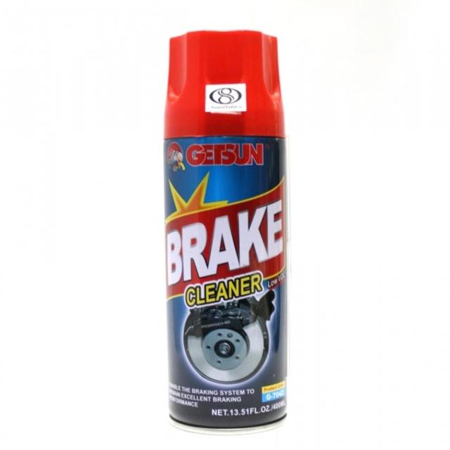 اسپری پاک کننده سیستم ترمزو کلاچ BRAKE