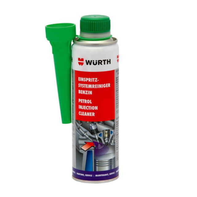 انژکتور شوی وورث  INJECTION CLEANER WURTH