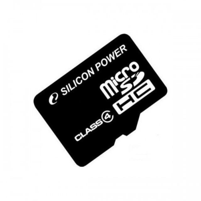 کارت حافظه میکرو 4 سیلیکون پاور