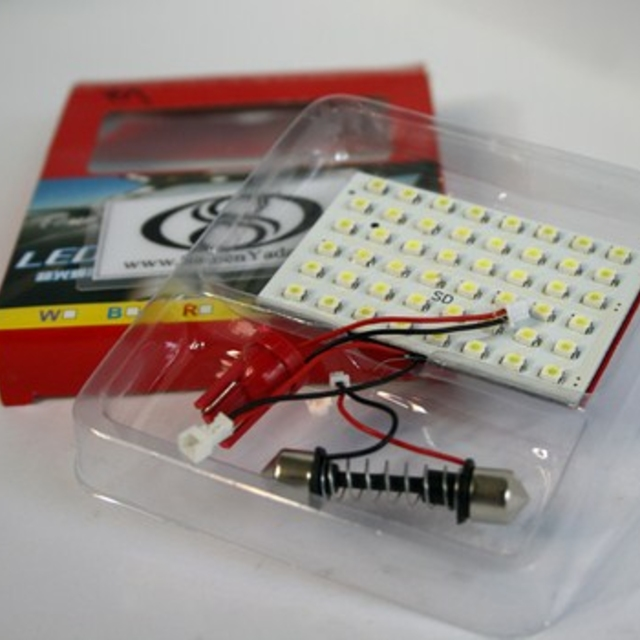 لامپ SMD چراغ سقف 48 تایی