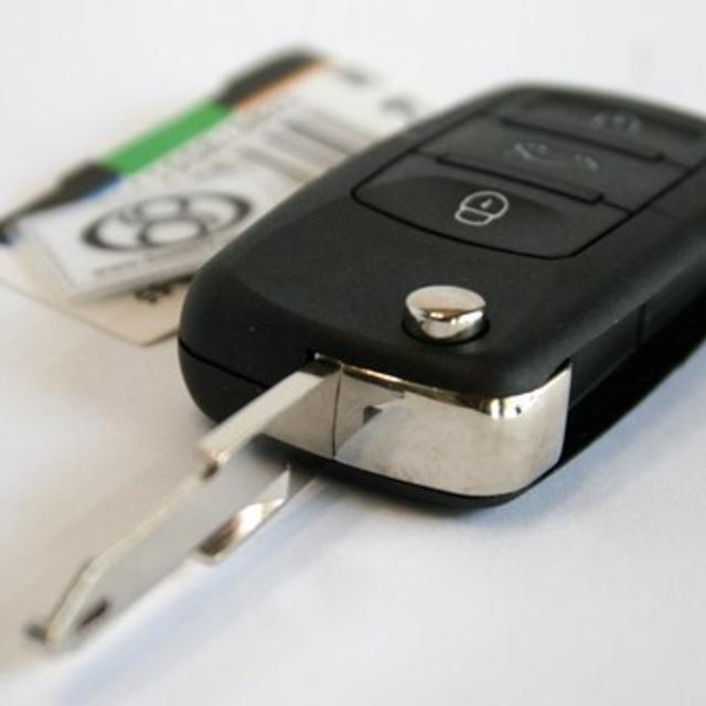 قاب سوئیچ پژو 3 کلید