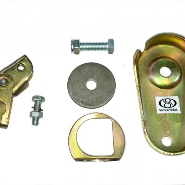 نرم کننده کلاچ 405 ، سمند ، پرشیا با قطعه داخل موتور