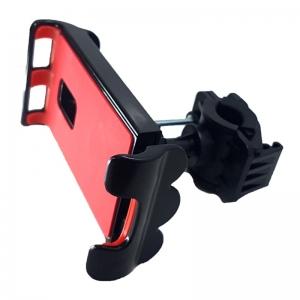 پایه نگهدارنده گوشی موبایل مخصوص موتور سیکلت و صندلی پشت خودرو (هولدر موبایل )
