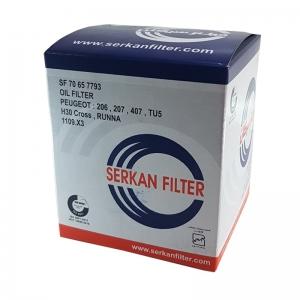 فیلتر روغن سرکان (پژو 206، پژو 207، پژو 407، رانا ، TU5 ، H30 Cross