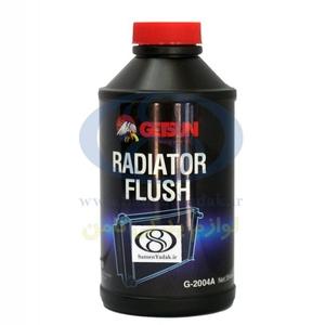 محلول رادیاتور شور