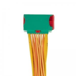 سوکت BSM سبز 206 (16 فیش )