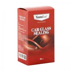 پک محافظ نانو شیشه خودرو نانوسان