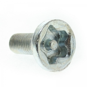 قفل رینگ پراید (رینگ معمولی) بدون آبکاری