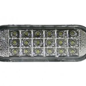 چراغ LED داخل سپر 18 تایی پراید