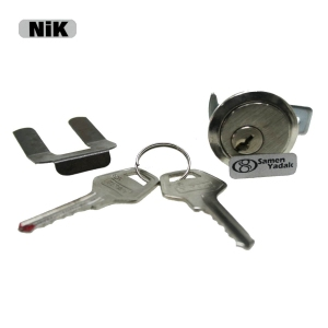 قفل سوئیچی صندوق ال 90(نیک)