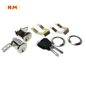 قفل سوئیچی دری تیبا و پراید (میرزایی) (دو درب)