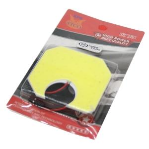 لامپ COB چراغ سقف و صندوق پراید