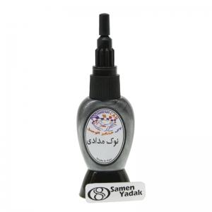 لاک خشگیر اتومبیل  رنگ نوک مدادی کد D14 - ایران خودرو 67915P-67915G