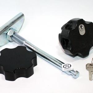 قفل زاپاس ساندرو