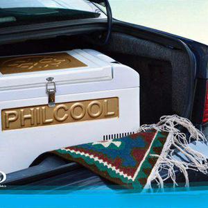 یخچال خودرو کمپرسور دار فیلکول Philcool