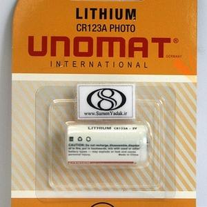 باتری لیتیوم 123 کملیون