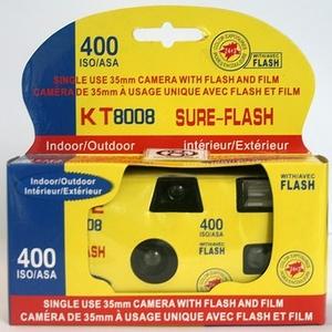 دوربین عکاسی یکبار مصرف