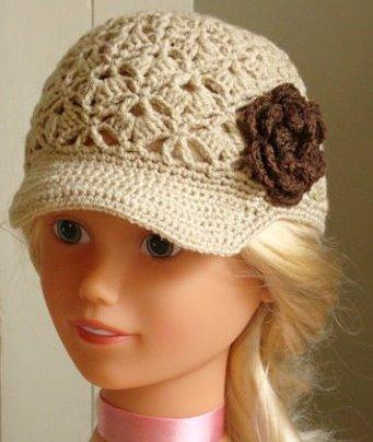 کلاه بچه گانه بافتنی مدل OO-II-YY