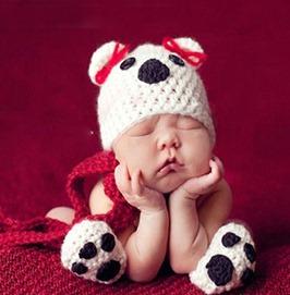 شال وکلاه وپاپوش نوزادی قلاب بافی
