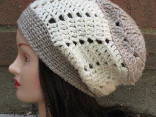 کلاه قلاب بافی مدلJA025702