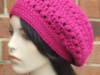 کلاه قلاب بافی کدJA33