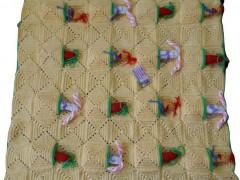 پتو نوزادی شیک مدل Chicken doll
