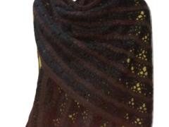 شال شیک بافت مدل bicolour