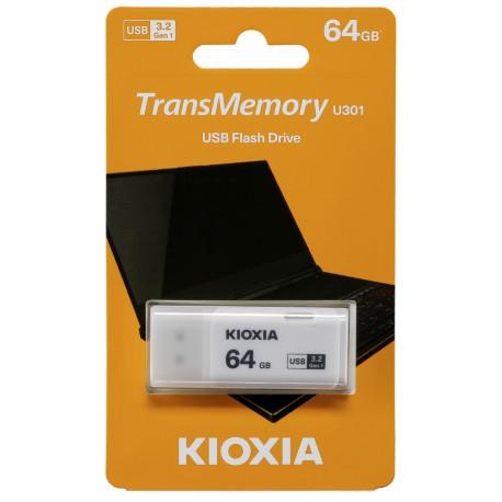 falsh memory  KIOXIA مدل U301 ظرفیت 64 گیگابایت