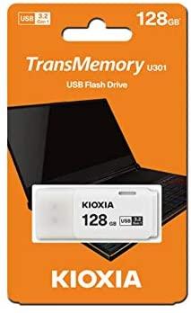 falsh memory  KIOXIA مدل U301 ظرفیت 128 گیگابایت