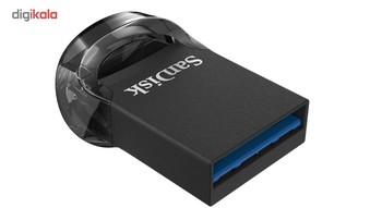 فلش مموری سن دیسک مدل Ultra Fit ظرفیت 64 گیگابایت
