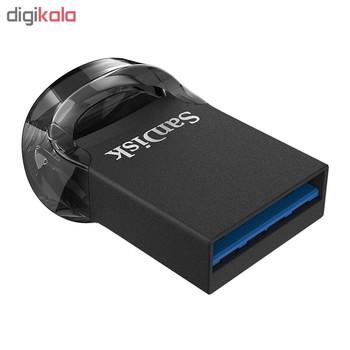 فلش مموری  سن دیسک مدل ULTRA FIT USB 3.1 CZ430 ظرفیت 128 گیگابایت