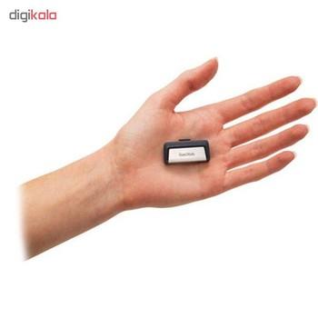 فلش مموری سن دیسک مدل Ultra Dual Drive USB Type-C ظرفیت256 گیگابایت