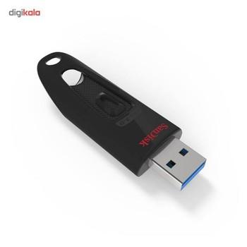 فلش مموری USB 3.0 سن دیسک مدل CZ48 ظرفیت 16 گیگابایت
