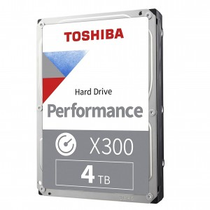 هارددیسک اینترنال توشیبا سری X300 مدل HDWE140 ظرفیت 4 ترابایت