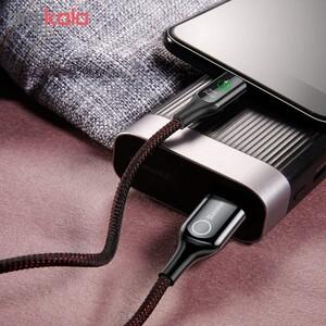 کابل تبدیل USB به USB-C باسئوس مدل CATCD-01 طول 1 متر