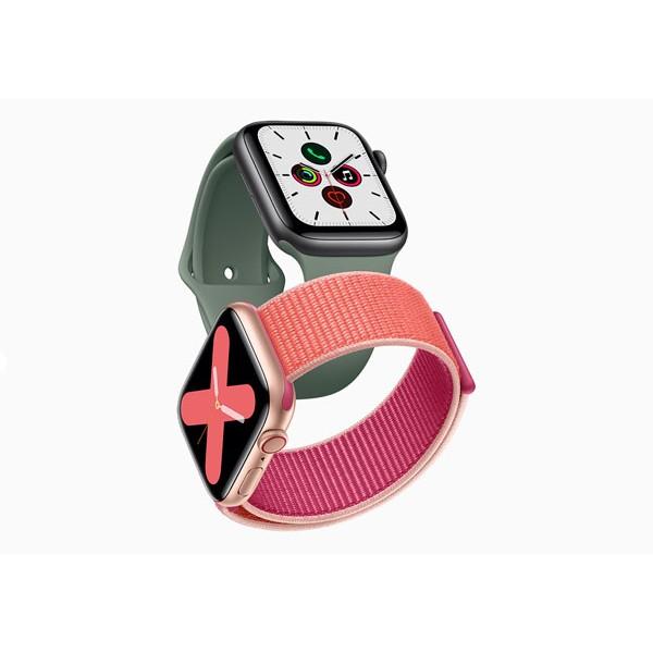 اپل واچ سری 5 با قابلیت های سلامتی ویژه معرفی شد