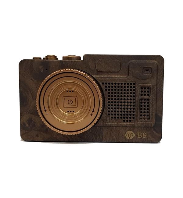 اسپیکر بلوتوث B9 طرح دوربین عکاسی