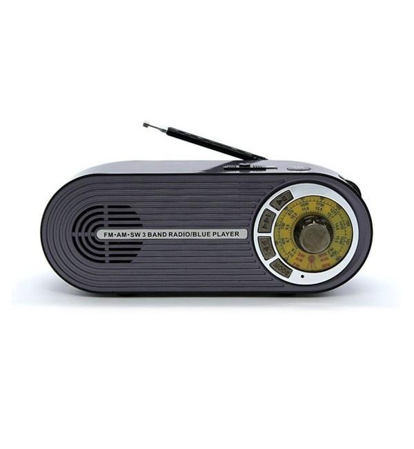 رادیو اسپیکر KEMAI بلوتوث دار مدل MD-302BT