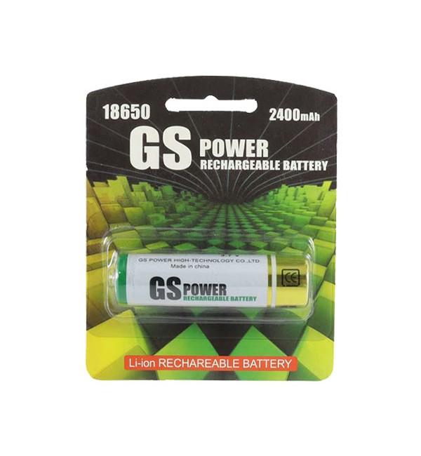 باتری 18650 لیتیوم GS Power