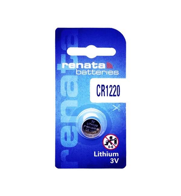 باتری سکه ای رناتا مدل Renata CR1220