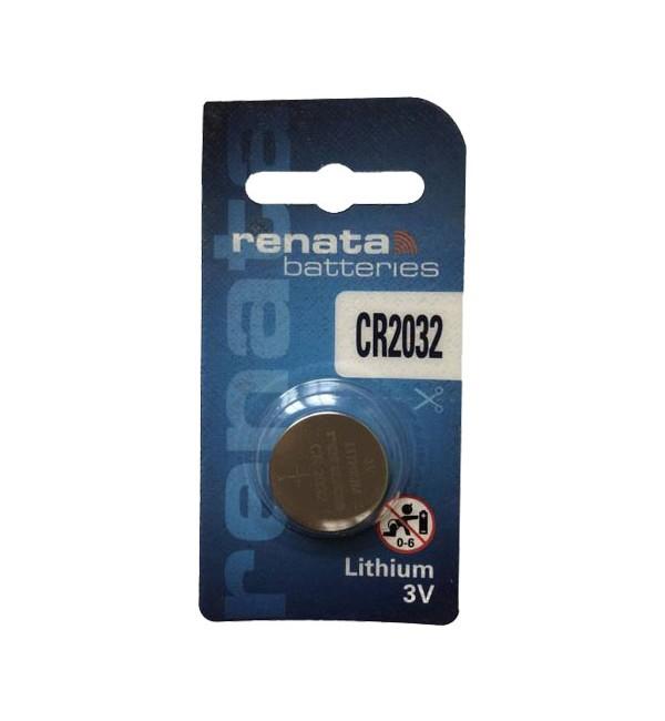 باتری سکه ای رناتا مدل Renata CR2032