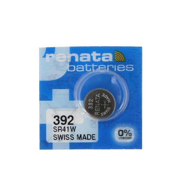 باتری سایز AG3 - G3 - LR41 رناتا -REANATA مناسب برای دستگاههای دیجیتال و تب سنج